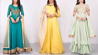 Top Anarkali suit collection images / photos | Latest dress design | Latest fashion dress pictures