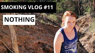 NOTHING smoking vlog #11