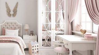THE GIRLS  ROOM / Dreamy Little Girls' Bedrooms / Princess Room Designs !!
