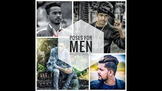 New Best poses for photography for boys || Outdoor Photoshoot || 2018 ||