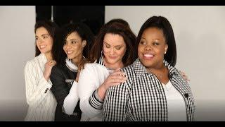 Behind-the-scenes of the 2019 O, The Oprah Magazine Collection Photo Shoot