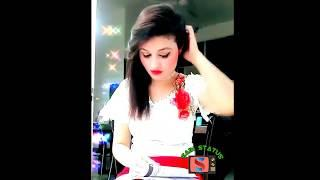Lovely Beautiful Girl Whatsapp Status 2018