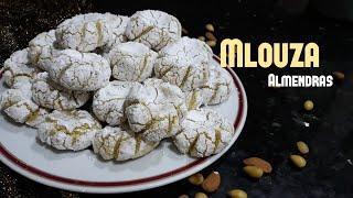 Mlouza / Ghriba Almond / Ghriba aux amandes | Special Eid 2019| -  Maryam TOB