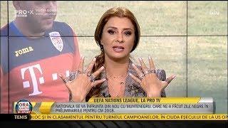 """Anamaria Prodan :"""" Toti barbatii ma vor ! Nu inteleg de ce Radoi este suparat pe mine si Reghe !"""