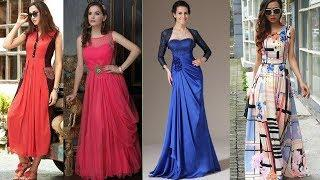 New Beautiful Long Dress collection ll photo design ll images ll so pretty designs ll for girls ll