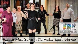 Bianca Munteanu si Formatia Radu Poenar - Colaj Live 2019 - Botez Antonia