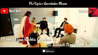 Fikkiyan Aarsh Benipal |????Download???????????? || Whatsapp Status || Punjabi Whatsapp Status || Fi