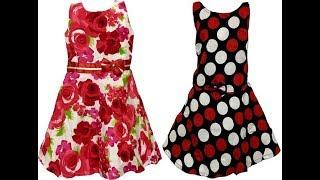 Cute Baby's Lovely Fancy Frocks Collection || New Latest Beauty Fancy Frocks Design