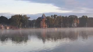 Misty morning over Palic lake 03-10-2018
