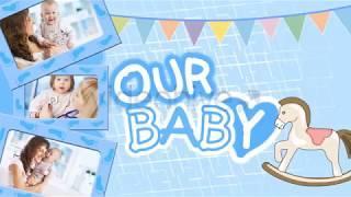 Baby Girl/Boy Photo Album Slideshow