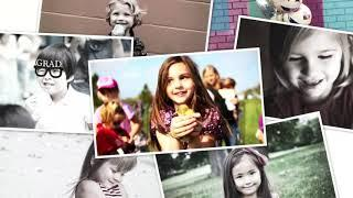 Photo Collection Slideshow After Effects Templates