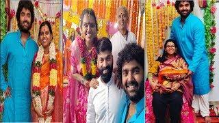 Singer Pranavi Baby Shower Photos || Raghu Master