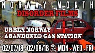Abandoned Gas Station Urbex Norway