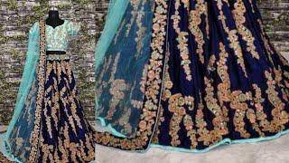 buy now designer bridal lehenga choli|my life n fashion|prititrendz|wedding lehenga online review