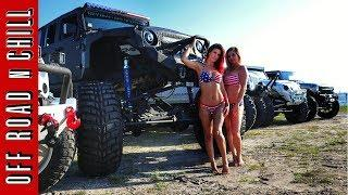 Jeep Girls  | Wrangler Photoshoot DV8 Off Road Jeep Photoshoot