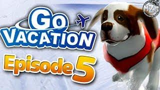 Go Vacation Gameplay Walkthrough - Episode 5 - Snow Resort! (Nintendo Switch)
