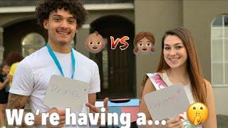 BABY GENDER REVEAL: IS IT A BOY OR GIRL?