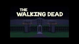 THE WALKING DEAD IN MINECRAFT!?! (The Mining Dead)