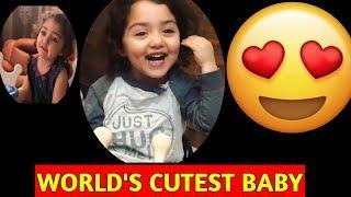 Anahita Heshamm Cutest baby Girl in the world ???????? | Cutest baby | World Cutest Baby