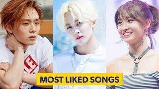 Músicas Com Mais Likes De Cada Grupo No Kpop
