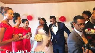 Ethiopian wedding photo collection