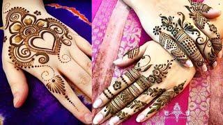 Latest Mehndi Design 2019 images | Stylish mehndi designs photos / images | GS FASHION