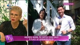 Teo Show (03.05.2018) -  Ce contine dieta Andreei Marin?  Partea 1
