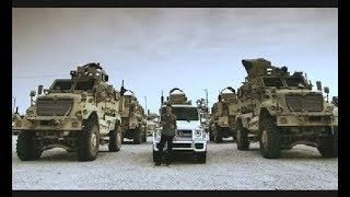 ALBANIAN ARMED FORCES (MRAPS Mine Resistant Ambush Protected Vehicles)