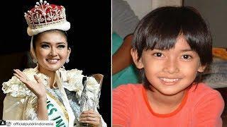 Beda Banget! Foto Kecil Kevin Lilliana, Miss International 2017 Yang Super Tomboy, Netizen: Ganteng!
