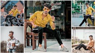 Best DSLR Pose For Man || Boy Photoshoot Style 2019 || Best dslr Pose For Male