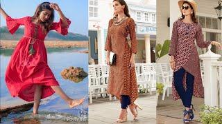 Trendy kurti design collection images / photos for girls | Latest kurta / kurti pictures 2018