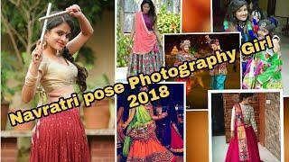 Navratri Pose Girl boy 2018 | Navratri Photo Photography