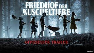 FRIEDHOF DER KUSCHELTIERE | OFFIZIELLER TRAILER 2 | Paramount Pictures Germany