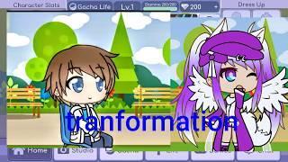 Boy to Girl Transformation! ~read description~