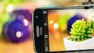 How to click DSLR like photos in any android