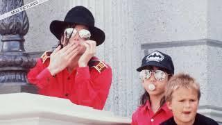 Michael Jackson & Brett Barnes - Photo collection (Part 4)