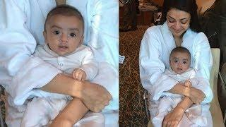 Actress Kajal Agarwal with Baby (Ishaan) Latest Cute Photos| Kajal Agarwal |Nisha