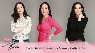 ZALORA Exclusive: Wear Kris February Collection Photo Shoot | Kris Aquino | The Aquinos