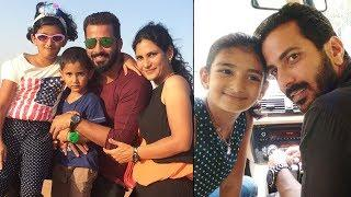 Jithan Ramesh Family Photos With Wife, Daughter, Son, Brothers, Parents & Friends