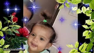 Cute Baby Girl Photo Album