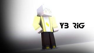 YB Rig - Mine-Imator Character Rig [Free DL]