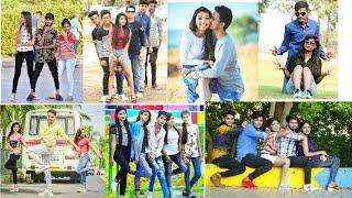 Best New Indian Girls And Boys Couples Photoshoot Pose   Help To Couple Photography Pose 