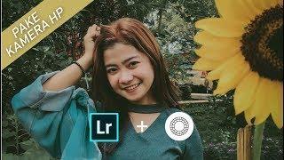Cara edit foto keren pake kamera hp | TUTORIAL LIGHTROOM MOBILE