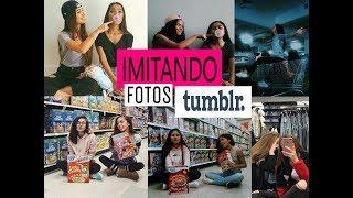 IMITANDO FOTOS TUMBLR (Parte 1) | Friends in the City