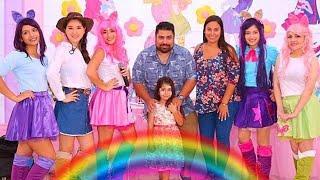 Show Equestria Girl/fiestas educativas con Recreolandia-Lima