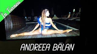 ANDREEA BALAN (35) - SEDINTA FOTO SEXY, PERIPETII & TENIS