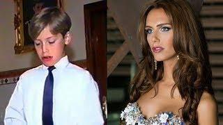 MTF Transition of Angela Ponce (Boy To Girl)