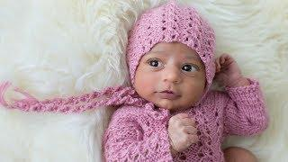 Newborn Photoshoot with a Beautiful Baby Girl, Newborn Photography
