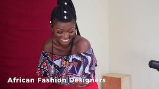 African Fashion Designers - Summer 2018 Collection (Photo Shoot)