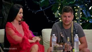 Răzvan, surprins de apariţia ispitei Bianca pe insulă